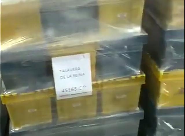 VIDEO | Preparadas las mascarillas que se reparten gratuitamente este lunes a domicilio en CLM