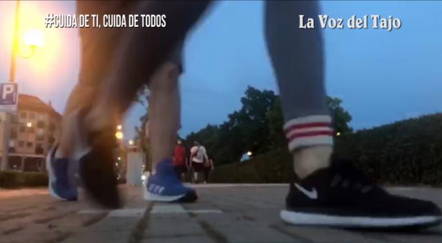 VIDEO | ¿Aún no has visto cuánta gente pasea por la Ronda del Cañillo en Talavera?