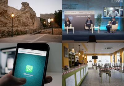 BUENOS DÍAS | Las murallas de Talavera son romanas, ¿se prohibirá Whatsapp?, ayudas para la hostelería... las noticias del jueves