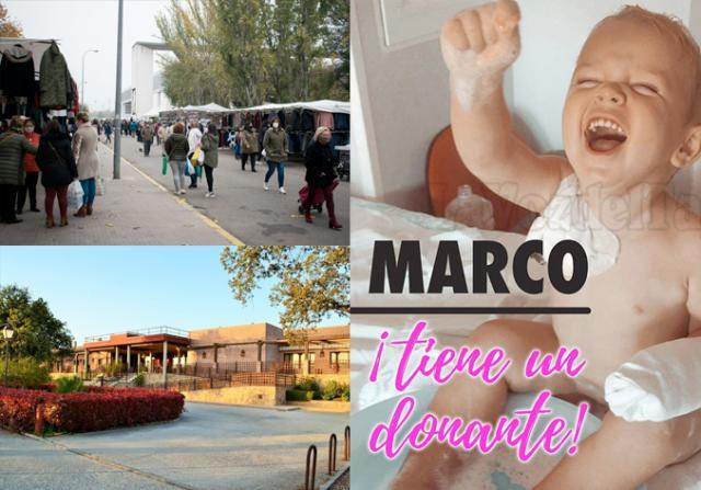 BUENOS DÍAS   Y buena noticia: Marco, el niño talaverano con Leucemia, ha encontrado un donante... y el resto de informaciones del jueves