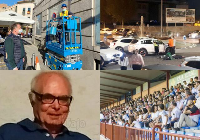 BUENOS DÍAS | ¿Volverá pronto el público al deporte regional?, fallece Isidro Sánchez, el cierre de Madrid, Mercadona inicia... las noticias del viernes