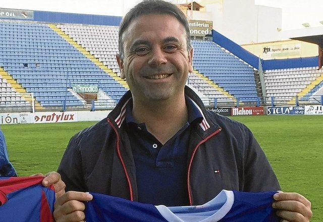 URGENTE | Franganillo, presidente del Extremadura: