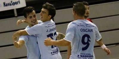 El Soliss FS Talavera accede a la final de la Copa Cervantes por la puerta grande