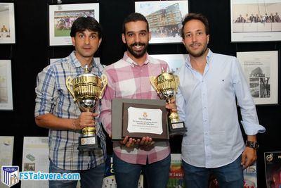 El Soliss FS Talavera fue triplemente reconocido en la XXIV Gala de la FFCM
