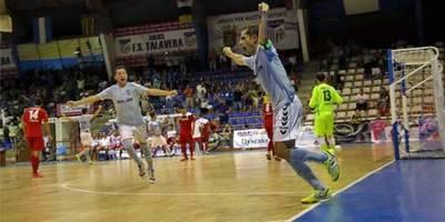 Remontada del FS Talavera ante el Bargas (3-1) y a semifinales de la Copa Cervantes