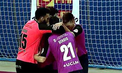 FÚTBOL SALA | El Soliss FS Talavera jugará el play-off de ascenso a Primera División
