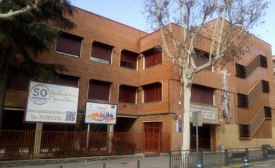 TALAVERA | Susto en el IES Juan Antonio de Castro