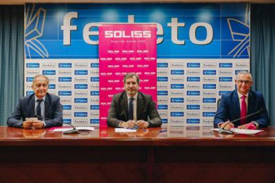 Fedeto firma un convenio con Soliss para asesorar en materia de energía