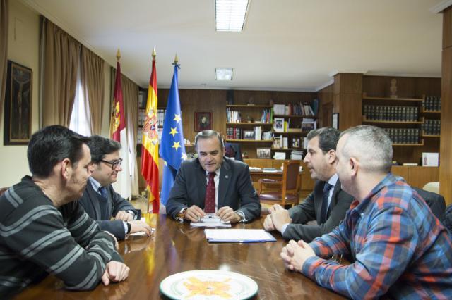 Gregorio trasladará el martes las demandas del Pacto Social del Ferrocarril al director general de Ferrocarriles