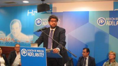 Presidente de Murcia: