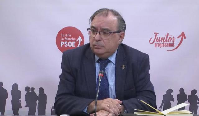 El socialista Fernando Mora.