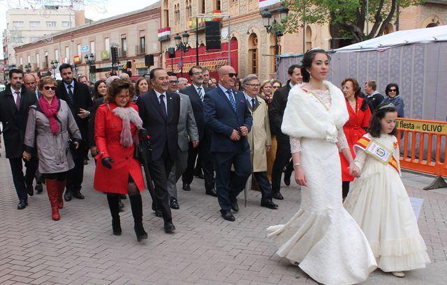 Mora celebra la LXII edición de su ya famosa Fiesta del Olivo