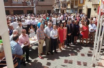 Navalcán celebra sus fiestas arropado por la Diputación y el Gobierno regional