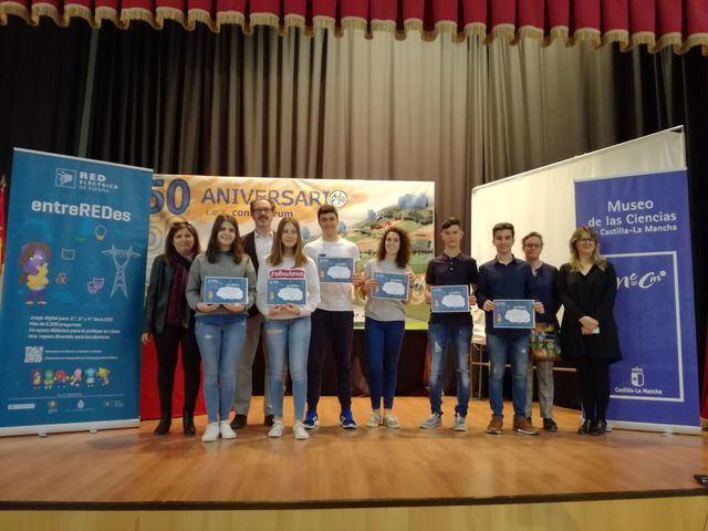Seis estudiantes representarán a Toledo en la final regional de la 'II Olimpiada EntreRedes'