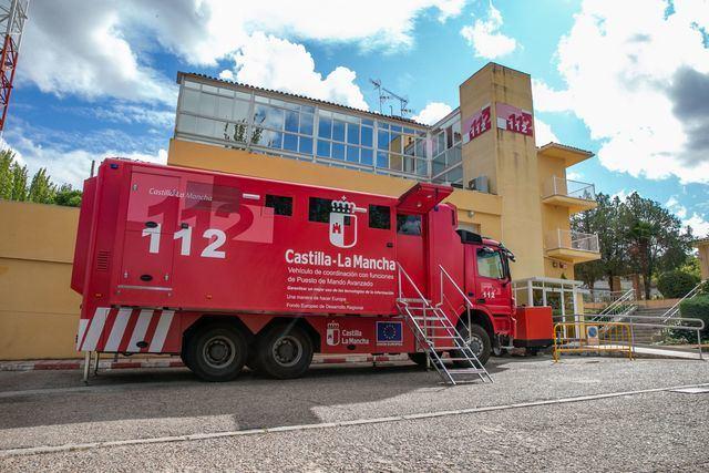 ATENCIÓN | Castilla-La Mancha y Castilla y León firman un protocolo para coordinar a sus centros 1-1-2 en zonas limítrofes