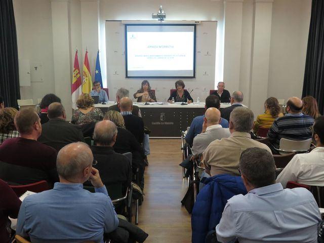 Jornada para incentivar la participación de las pymes en la licitación del acuerdo marco de mantenimiento de vehículos ligeros