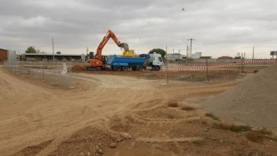 Se inician las obras de la depuradora de Consuegra con una inversión de 3,6 millones de euros
