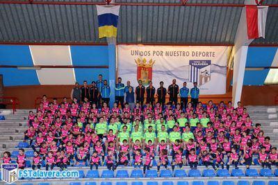El Soliss FS Talavera presentó a sus jóvenes valores de futuro