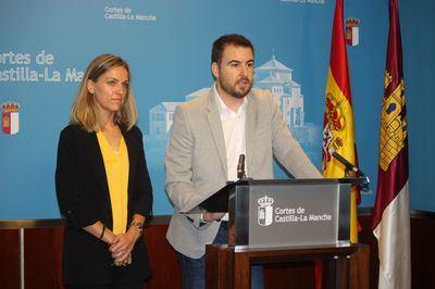 El PSOE de CLM valora las políticas de empleo del Gobierno de Page