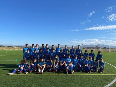 El talaverano Javier Espinosa protagoniza la jornada en la Ciudad Deportiva Ebora Formación