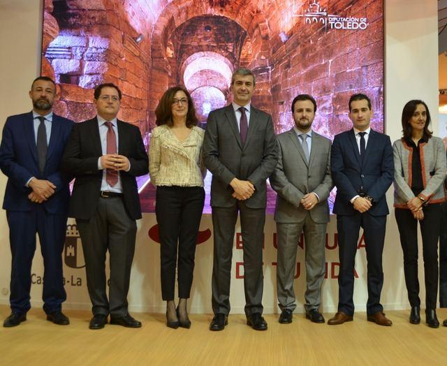 El Gobierno de la Diputación promocionará los recursos turísticos de la provincia en FITUR 2019