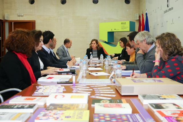 La Junta aprueba los mapas de bibliotecas de las cinco capitales de provincia de la región