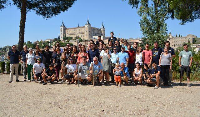 XXXVI Campeonato de Aeroestación celebrado en Toledo