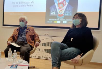 Talavera continúa trabajando en mejorar sus bibliotecas