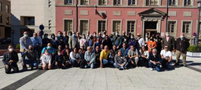 El Maratón Fotográfico 'Ciudad de Talavera' se solidariza con La Palma