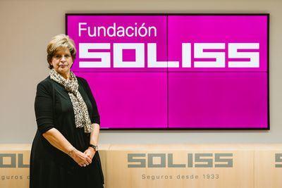 FUNDACIÓN SOLISS | M.ª Luisa González Bueno es la nueva presidenta