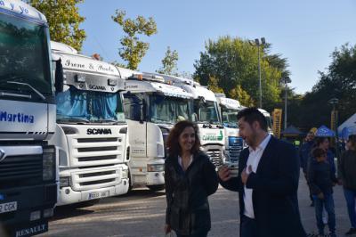 III Concentración de camiones 'Ciudad de Talavera
