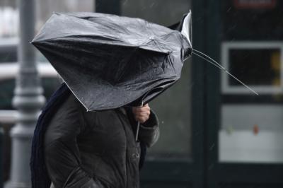 'Bruno' tendrá este miércoles a toda España menos a Canarias en riesgo por viento y nieve