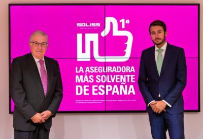 Seguros Soliss participa en una donación de 28 millones de euros