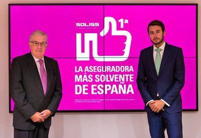 Soliss contribuye a la donación de 3,8 millones de euros a Cruz Roja