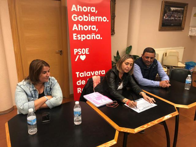 Muro explica en Mejorada el compromiso del PSOE con los pueblos