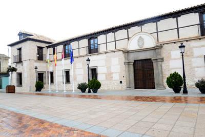 Inauguración del nuevo edificio del Ayuntamiento de Villaseca de la Sagra
