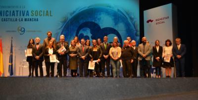 Entregados en Talavera los Reconocimientos a la Iniciativa Social del Gobierno regional