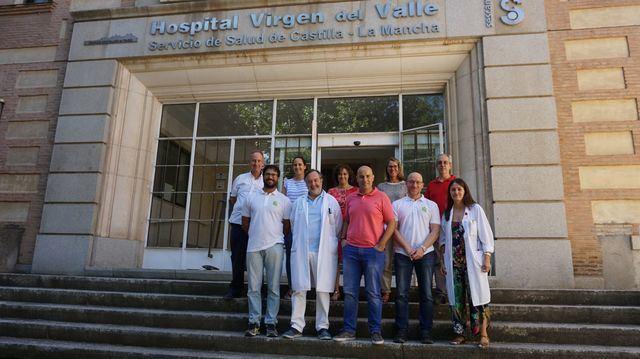Un total de 500 personas participarán en el estudio del Hospital de Toledo sobre el envejecimiento vascular