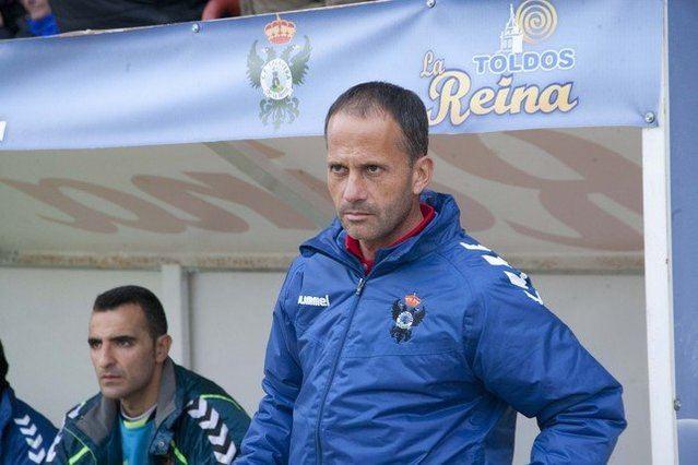 FÚTBOL   Fran Alcoy, exentrenador del CF Talavera, toma las riendas del CD El Ejido