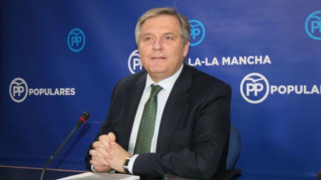 El PP CLM llama 'irresponsable' a Sánchez por no hacer coincidir todas las elecciones
