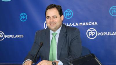 Núñez sobre la incriminación de Bárcenas por la financiación de la campaña de Cospedal: