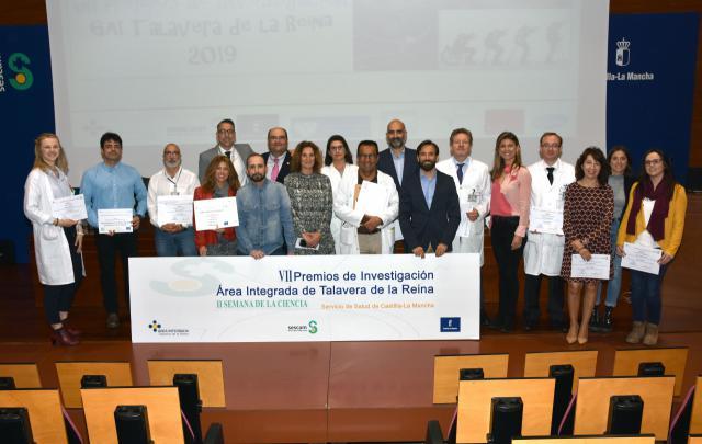 La Gerencia de Atención Integrada de Talavera convoca los VIII Premios de Investigación