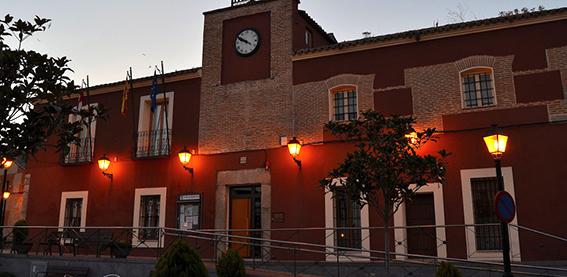 Ayuntamiento de Gamonal, EATIM de Talavera de la Reina