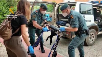 COVID-19 | El gran servicio de la Guardia Civil en el medio rural