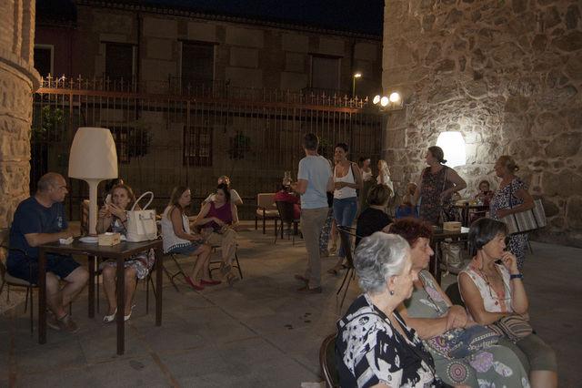 Gran éxito en la inauguración de la terraza de El Salvador