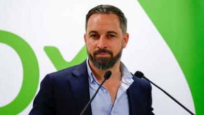 CORONAVIRUS | Santiago Abascal, líder de VOX, da positivo