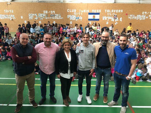 El CEIP Nuestra Señora del Prado finaliza su semana más saludable