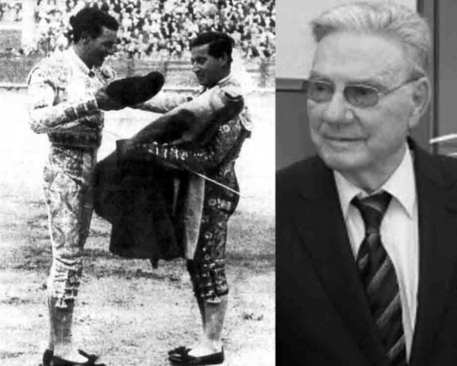 Gregorio Sánchez en dos imágenes de archivo
