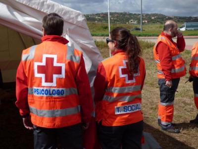 SALUD | Menos actividad de los equipos psicosociales de Cruz Roja