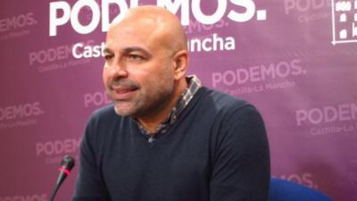 Molina se presentará a las primarias de Podemos de CLM